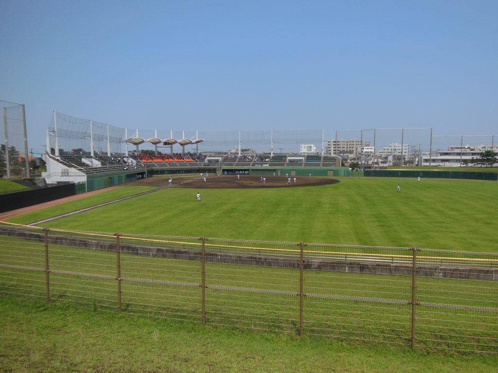 茅ヶ崎市民球場
