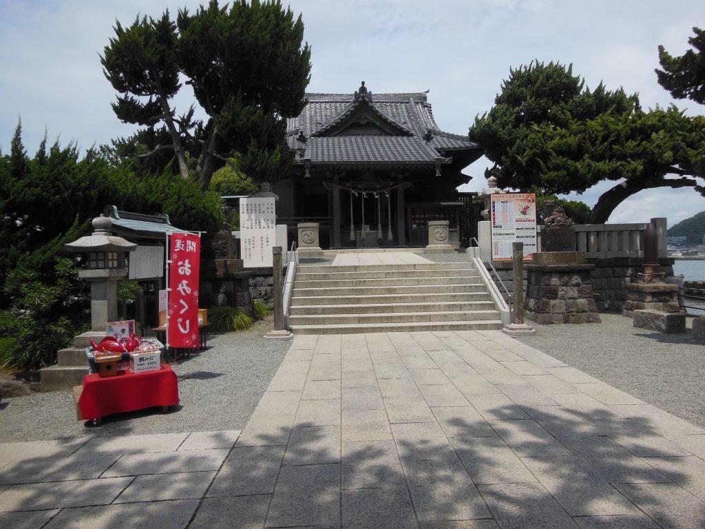 森戸神社本殿