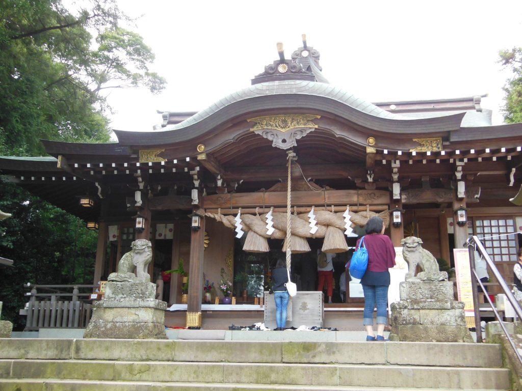 六所神社・社殿