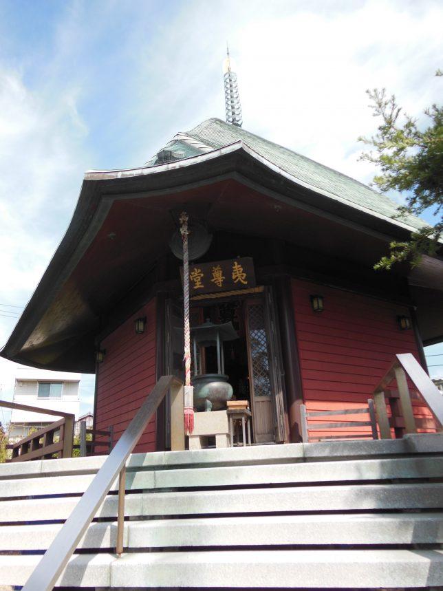 本覚寺・夷堂