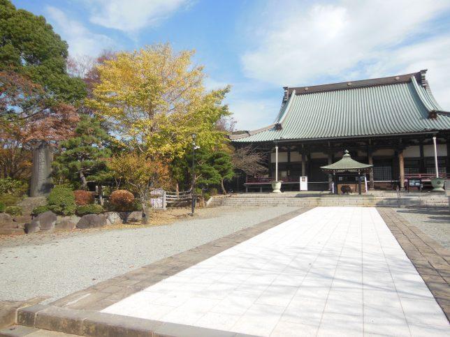 遊行寺・本堂