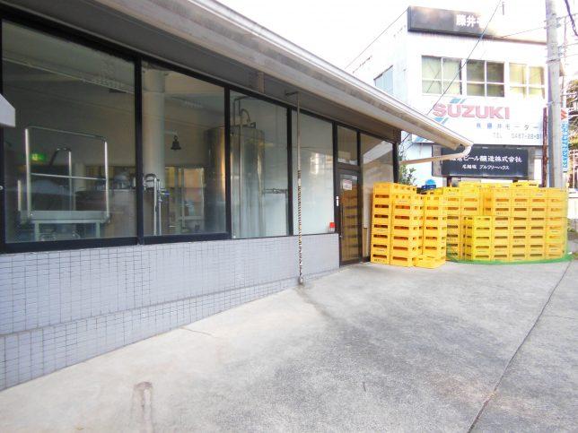 鎌倉ビール名越ファクトリーハウス