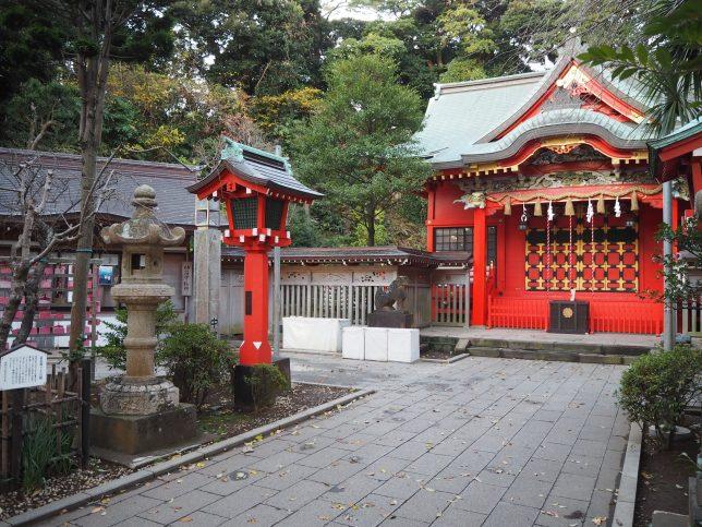 江島神社・中津宮