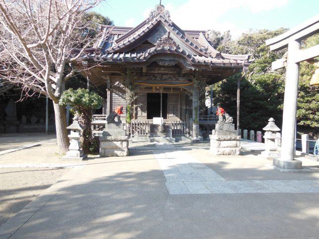 小動神社・本殿