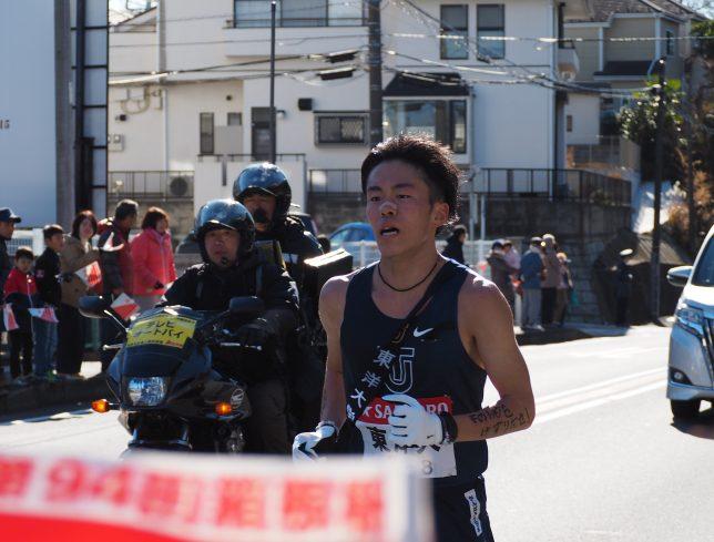 東洋大学・浅井選手