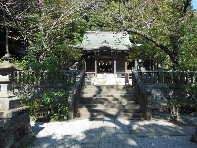鎌倉権五郎景政を祀る御霊神社