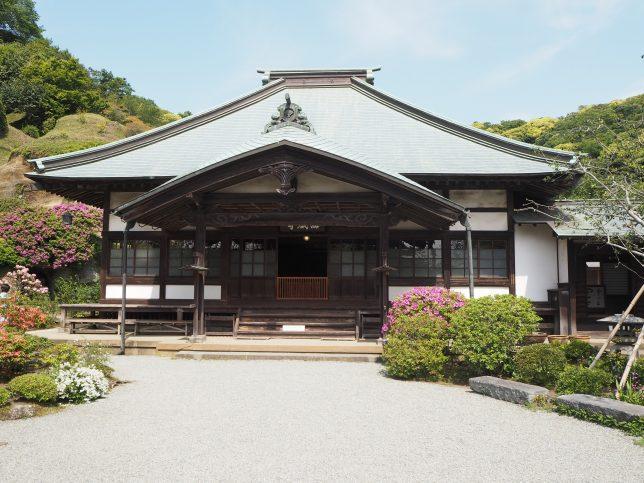 海蔵寺・本堂