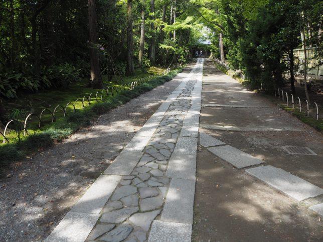 壽福寺・参道