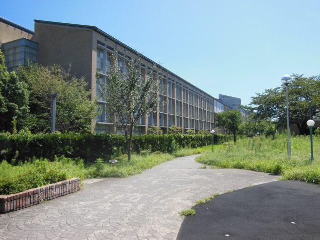 鎌倉女子大学キャンパス